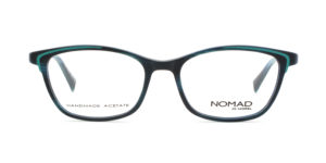 MOREL-Optique-40038 bleu-Optique Femme-acetate-rectangle