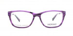MOREL-Eyeglasses-2938N purple-women-eyeglasses-plastic-rectangle