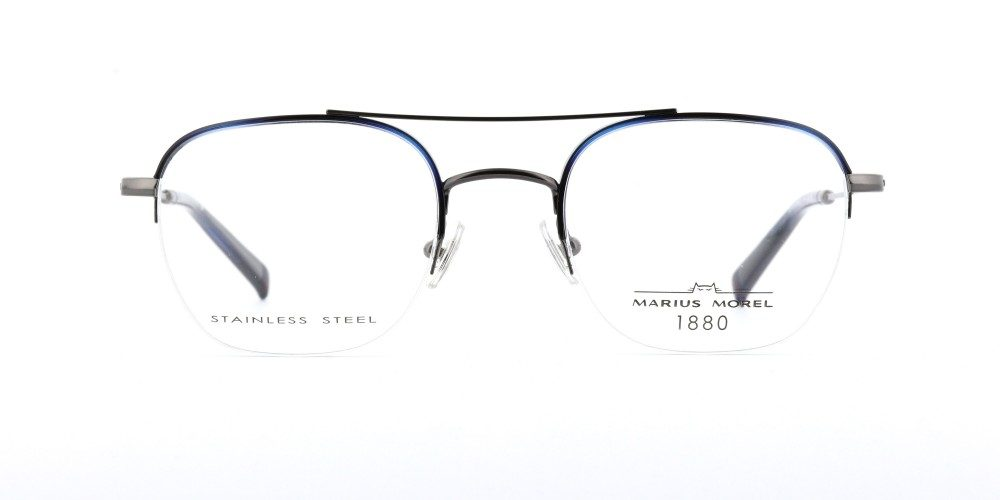 MOREL-Eyeglasses--men-eyeglasses-Metal-pilot