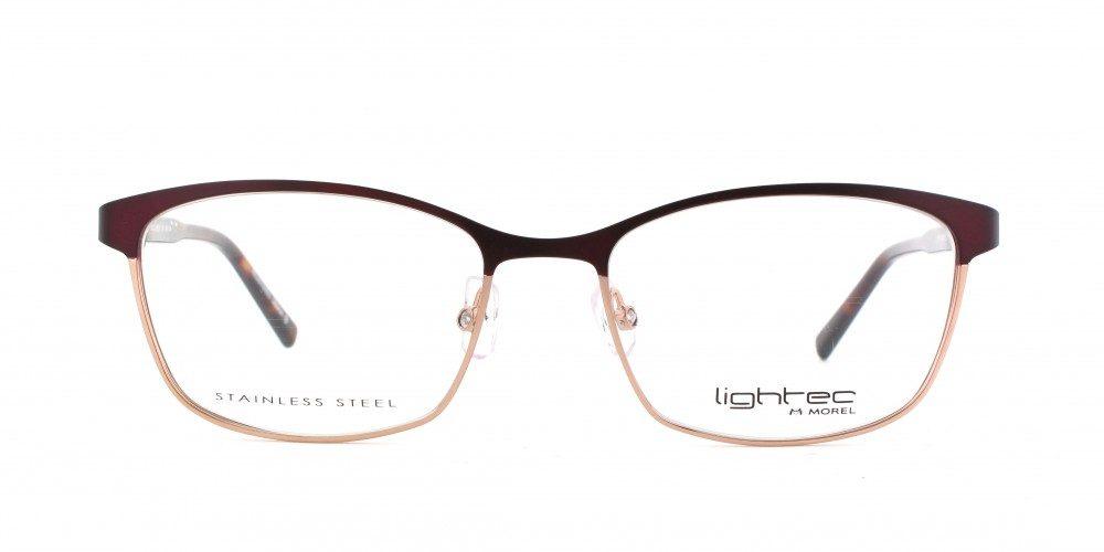 MOREL-Eyeglasses--women-eyeglasses-Metal-rectangle