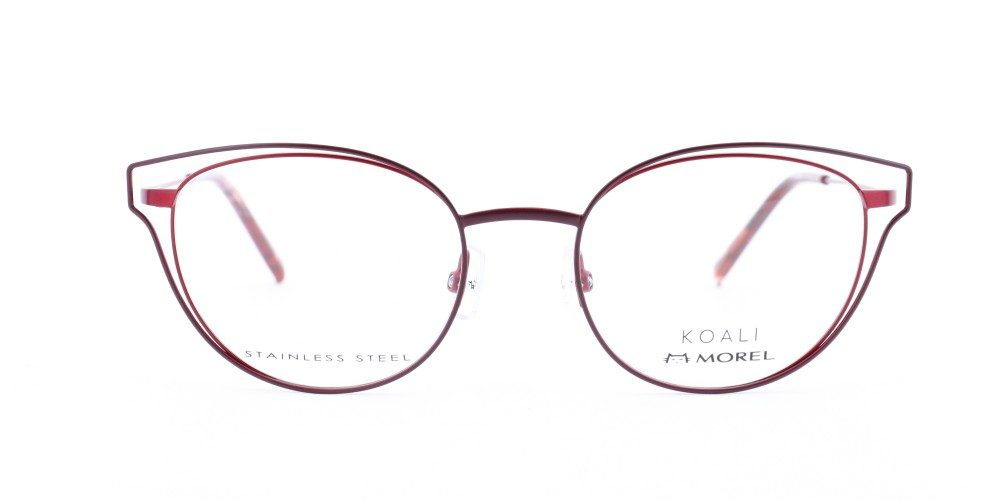 MOREL-Eyeglasses--women-eyeglasses-Metal-papillon