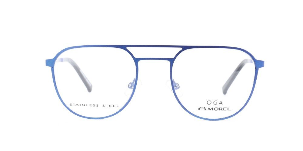 MOREL-Eyeglasses--men-eyeglasses-Metal-pilot