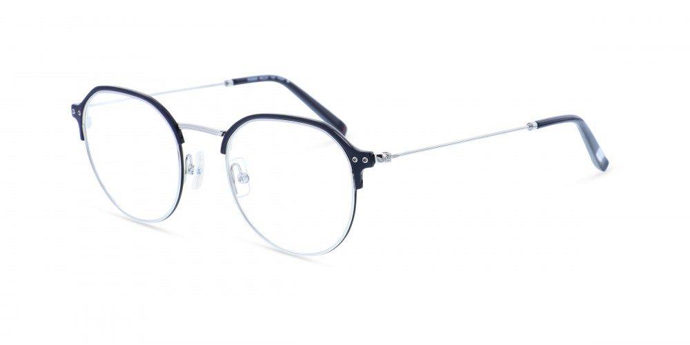 women-eyeglasses-Metal-pantos