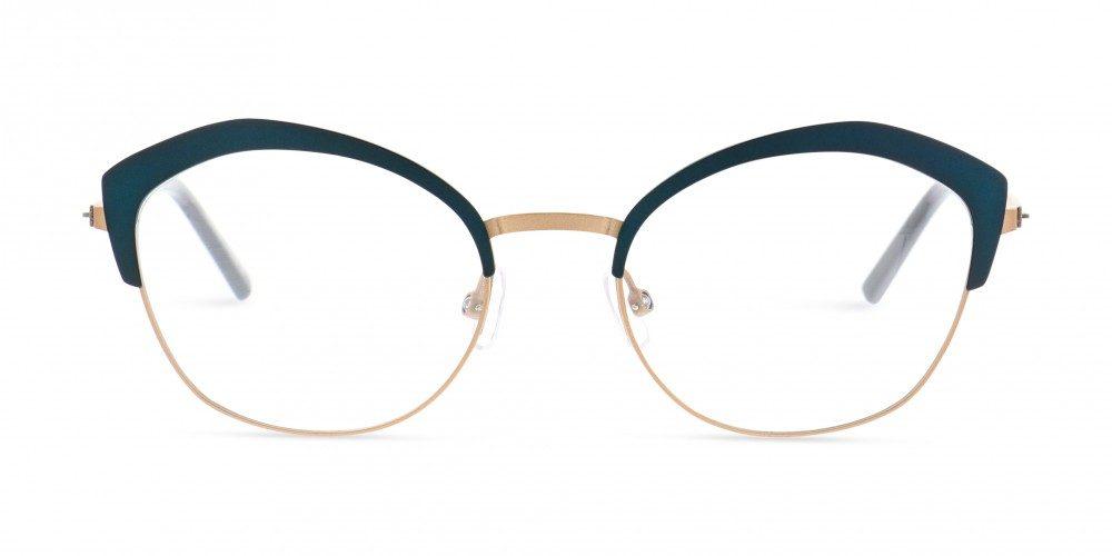 MOREL-Eyeglasses--women-eyeglasses-Metal-oval