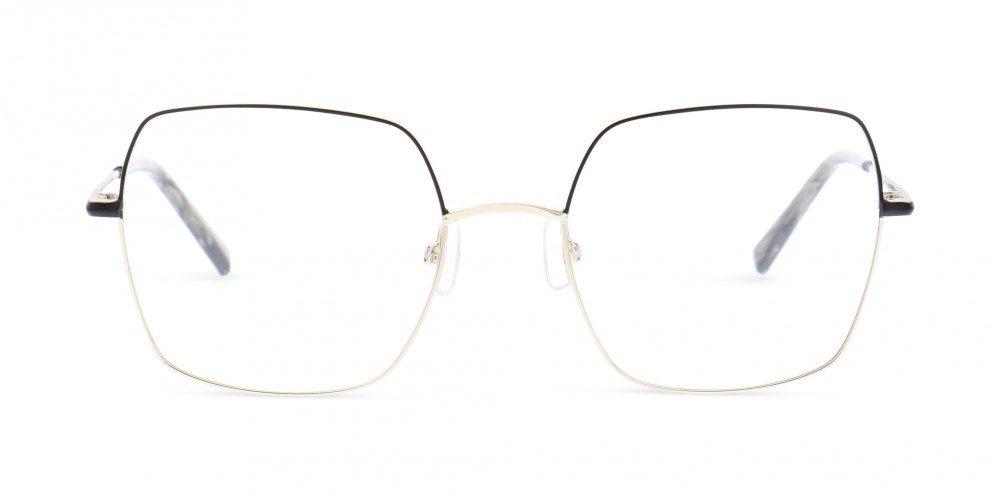 MOREL-Eyeglasses--women-eyeglasses-Metal-carree