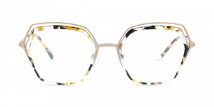 MOREL-Eyeglasses--women-eyeglasses-Metal-carree