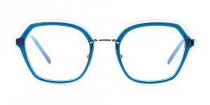 MOREL-Eyeglasses--women-eyeglasses-Acetate-hexagonale