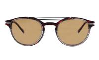 Les lunettes avec clip solaire pour ma vue