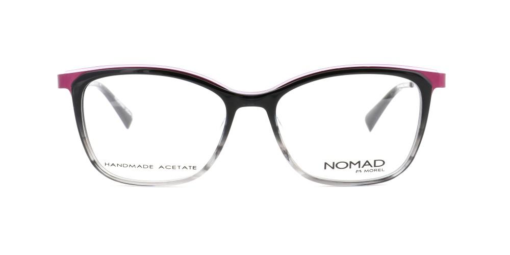 Couleurs variées dessins attrayants limpide en vue MOREL-Optique--Optique Femme-Combiné-rectangle