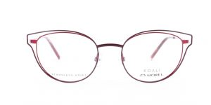 MOREL-Optique--Optique Femme-M̩tal-papillon