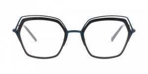 MOREL-Optique--Optique Femme-Métal-carree