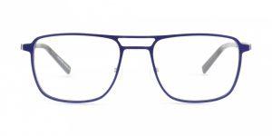 MOREL-Optique--Optique Homme-Métal-rectangle